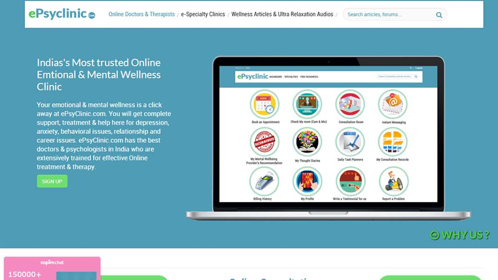 ePsyClinic introduces online mental wellness consultation services