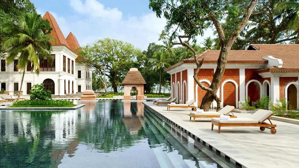 Experience enviable luxury at Shamana Spa in Grand Hyatt Goa
