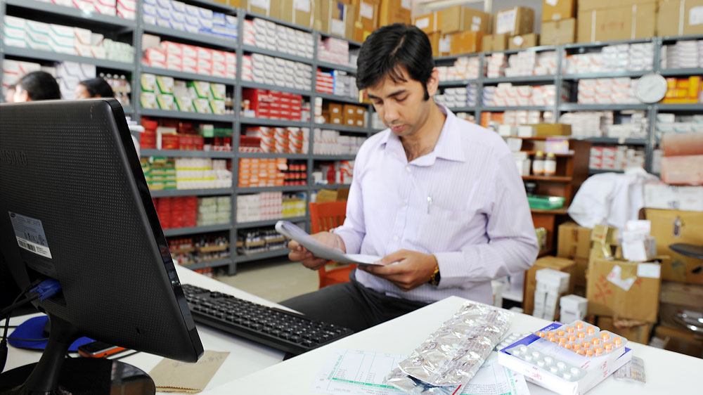 Indian Pharmaceutical industry may touch $55 billion by 2020