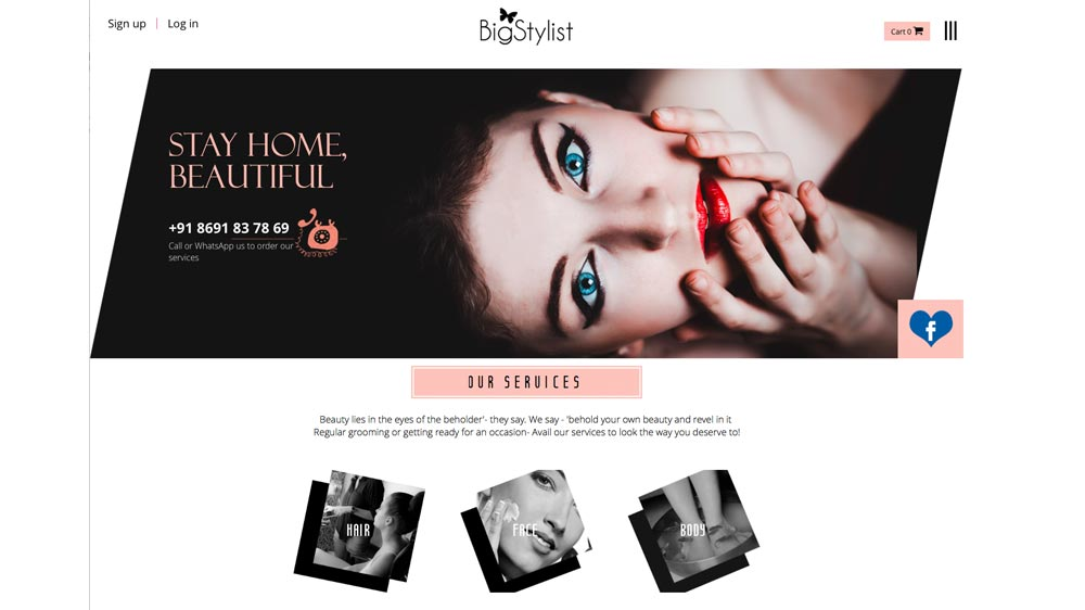 Mumbai-based beauty & Wellness start-up BigStylist raises $1mn from Info Edge