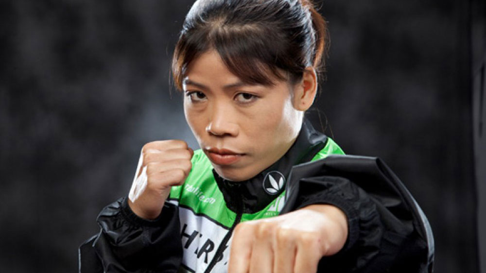 Need to break taboos related to menstrual health: Mary Kom