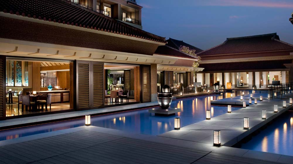 Newly opened 11th JW Marriott Property in China offers adequate wellness