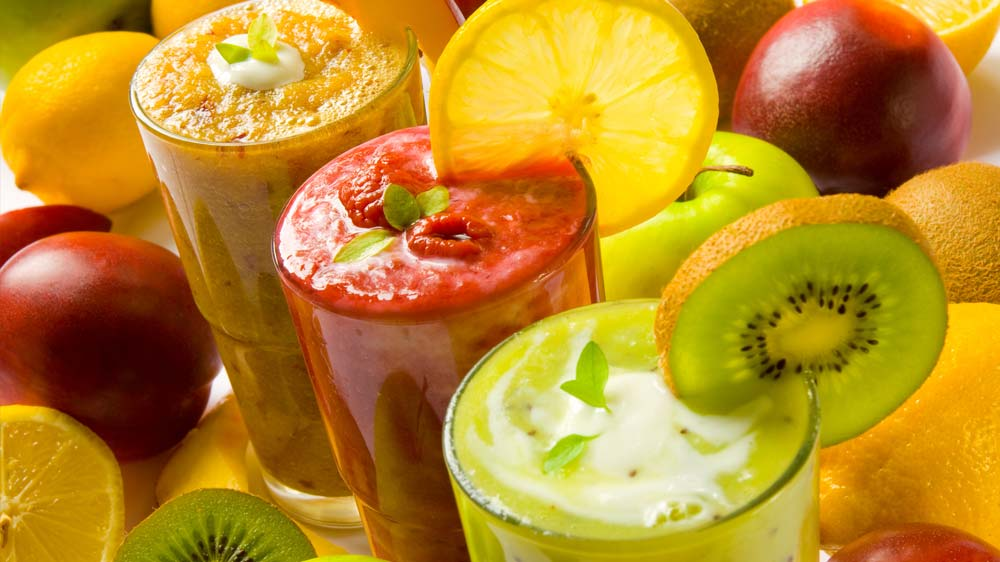 Now, soft drinks to be blended with natural fruit juice