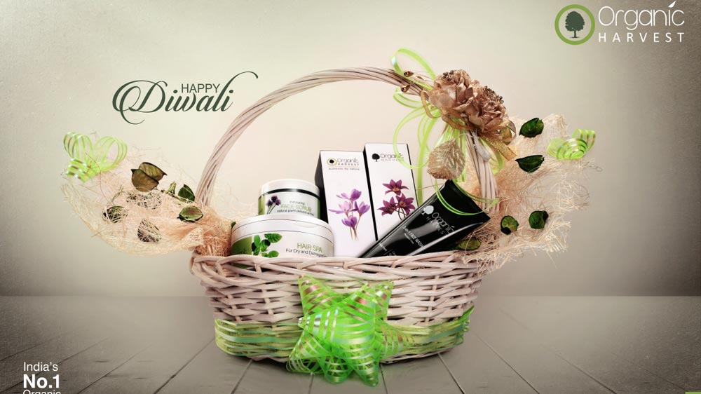 Organic Harvest launches limited edition gift hampers for upcoming festive season