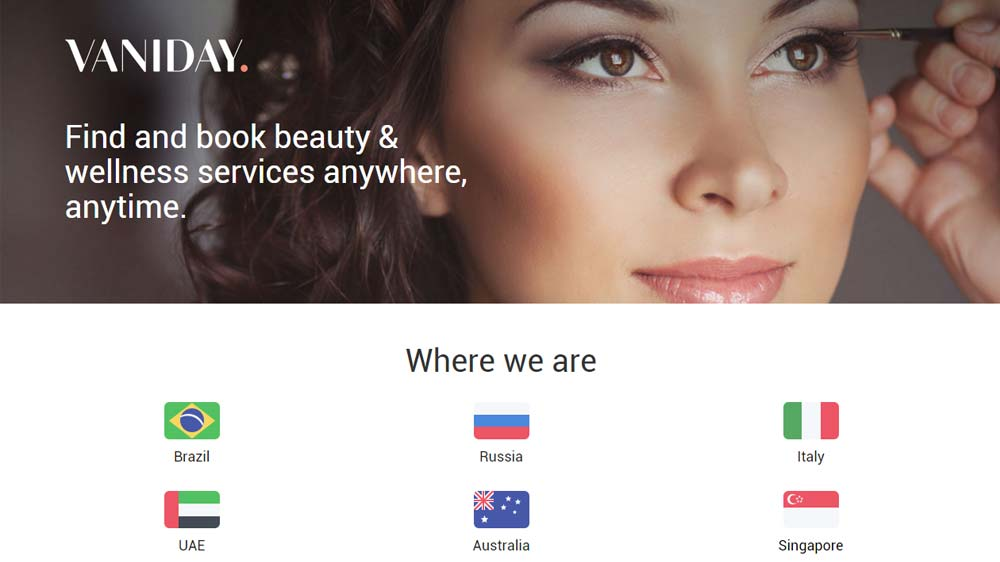 Rocket Internet backed intl marketplace Vaniday brings professionals services online