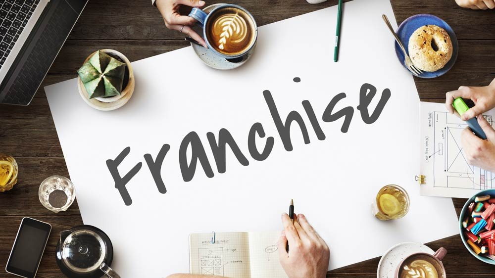 How to get a salon and spa franchise