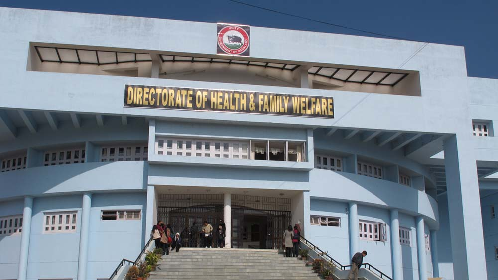 State Health & Family Welfare Minister of Nagaland inaugurates first AYUSH hospital