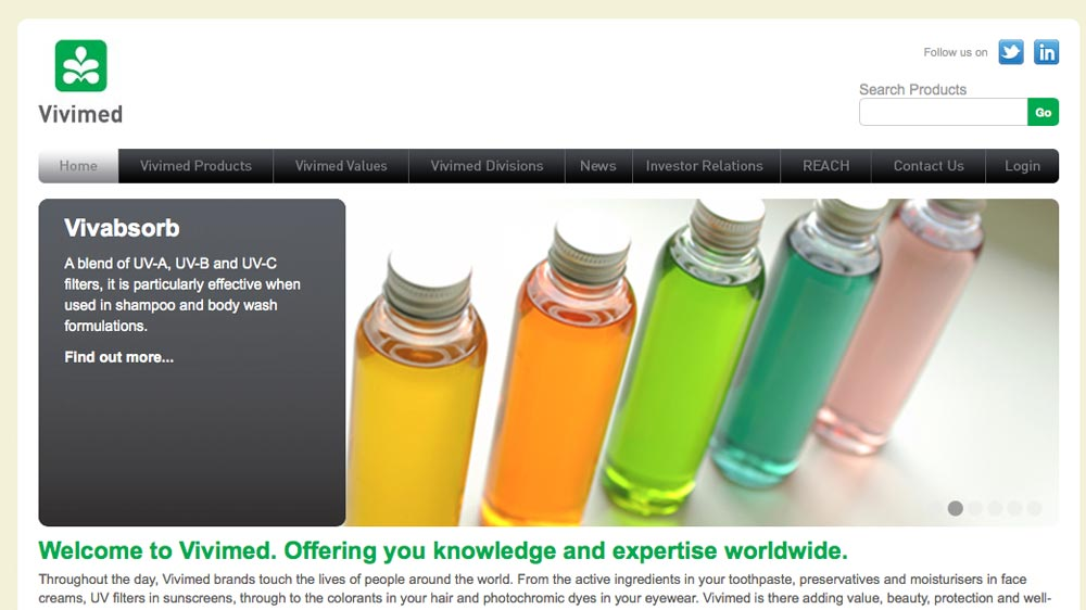 Vivimed Labs sells personal care wing to Global firm Clariant; Trading high on BSE