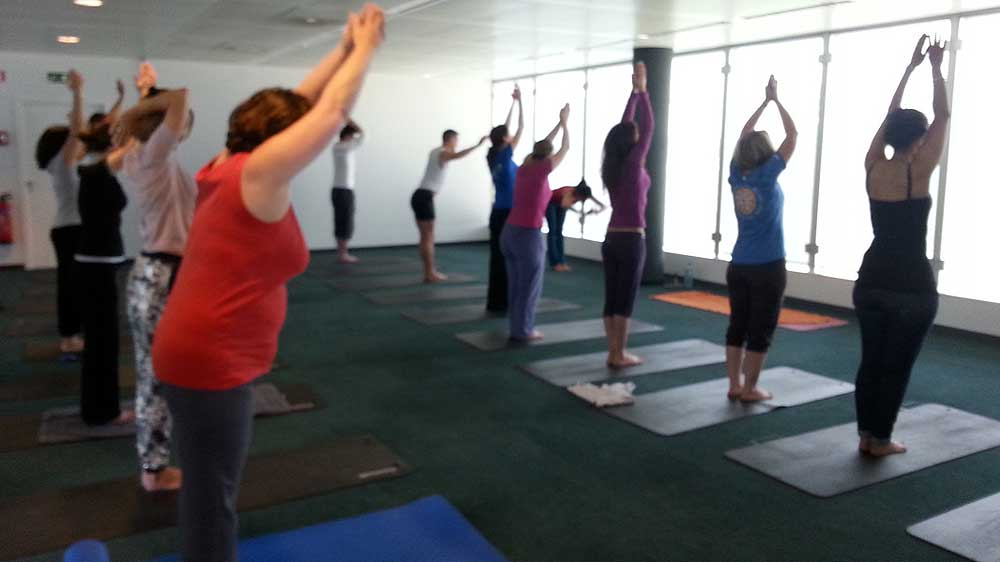 Porch to boardroom: Transition in ancient practice of YOGA