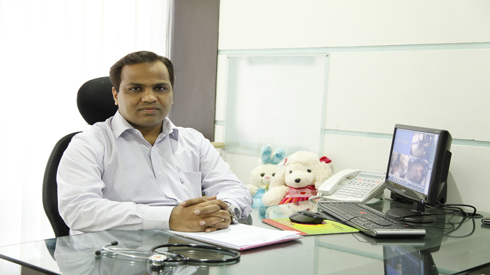 Dr. Atish Laddad Shares His Vision About The Future Of Children Healthcare Industry In India