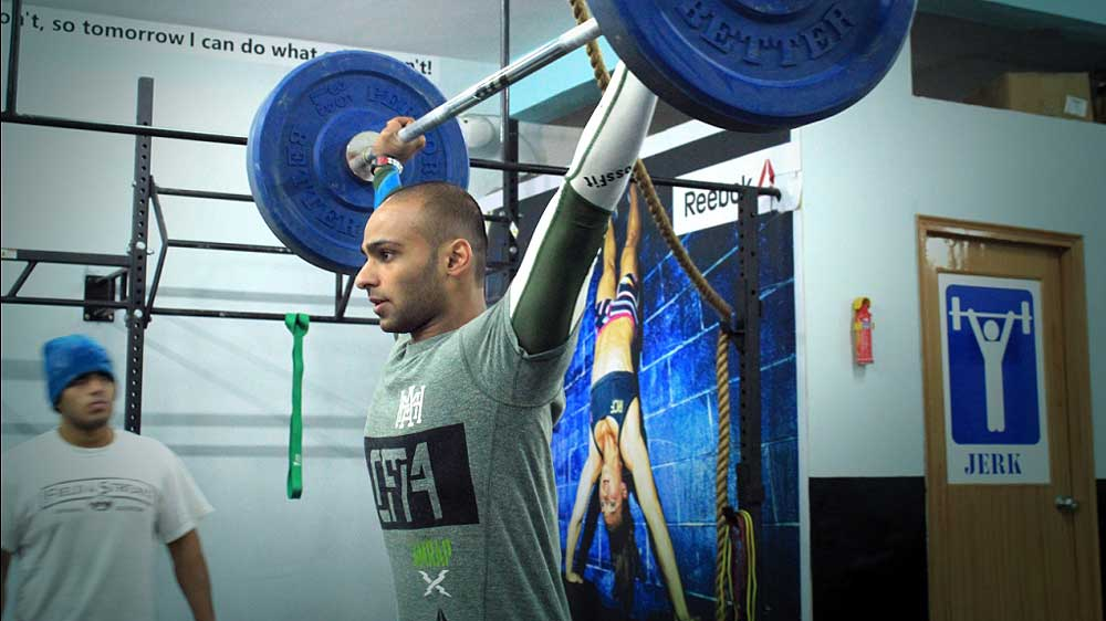 Why Reebok Crossfit Gurgaon relaunched and what it looks for in a franchisee
