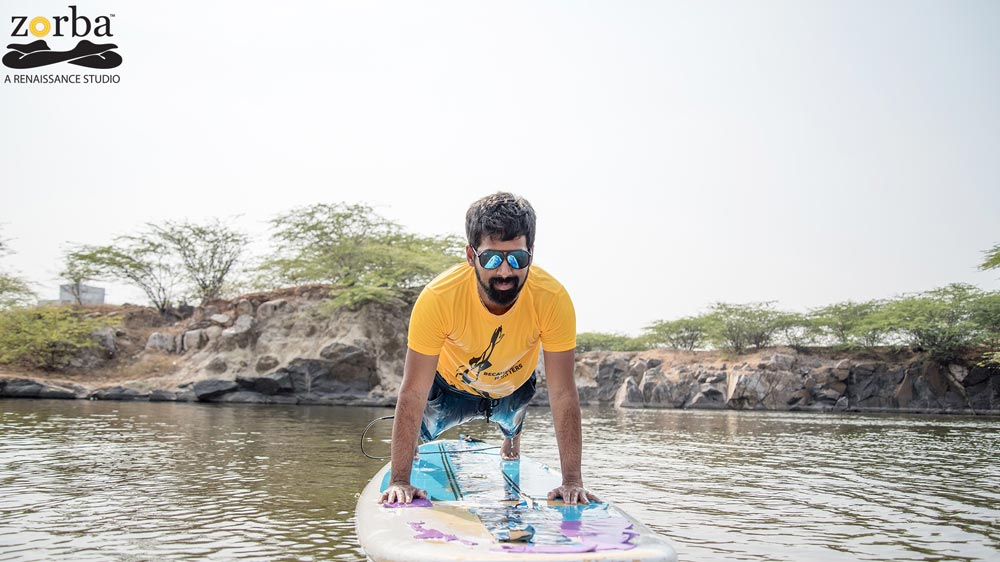 Zorba: A 24-year-old CEO and 25 forms of Yoga