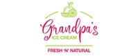 Grandpa's ice cream-Fresh & Natural