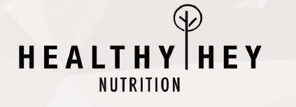 HEALTHY HEY