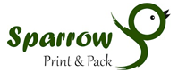 Sparrow Print & Pack