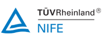 TUV Rheinland NIFE