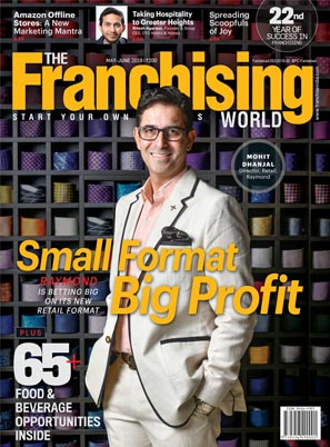 Top Franchise Magazine | Franchising World - Franchise India