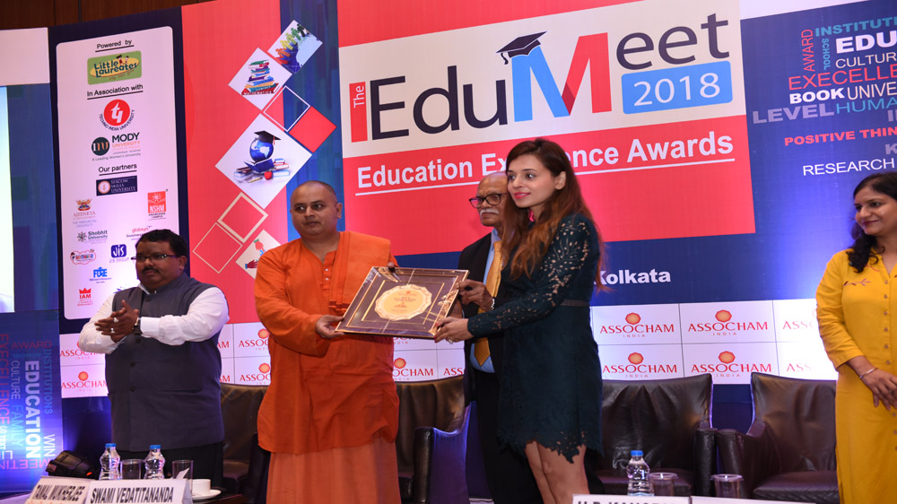 Wonderland Play School wins 'Education Excellence Awards 2018' at ASSOCHAM