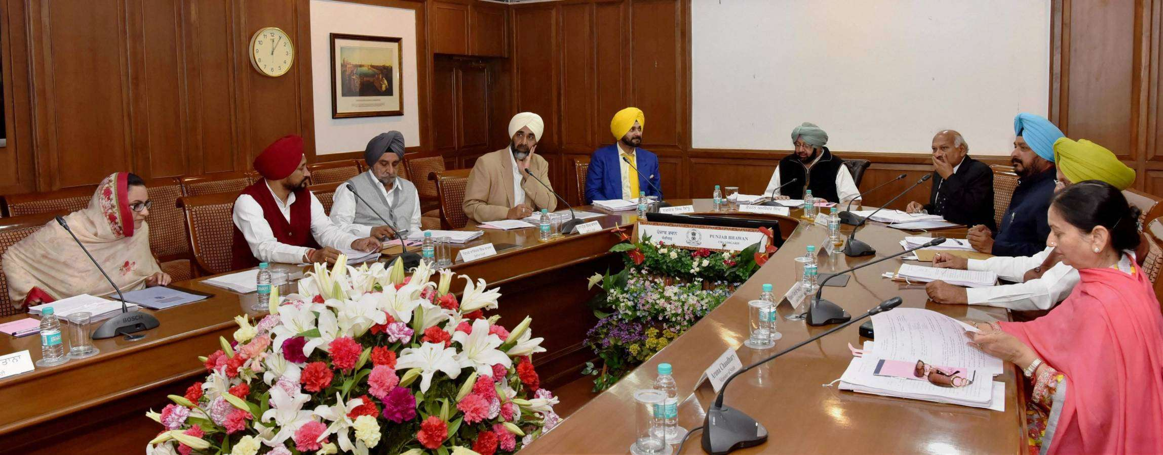 Punjab cabinet gives approval for constitution of State Higher Education Council