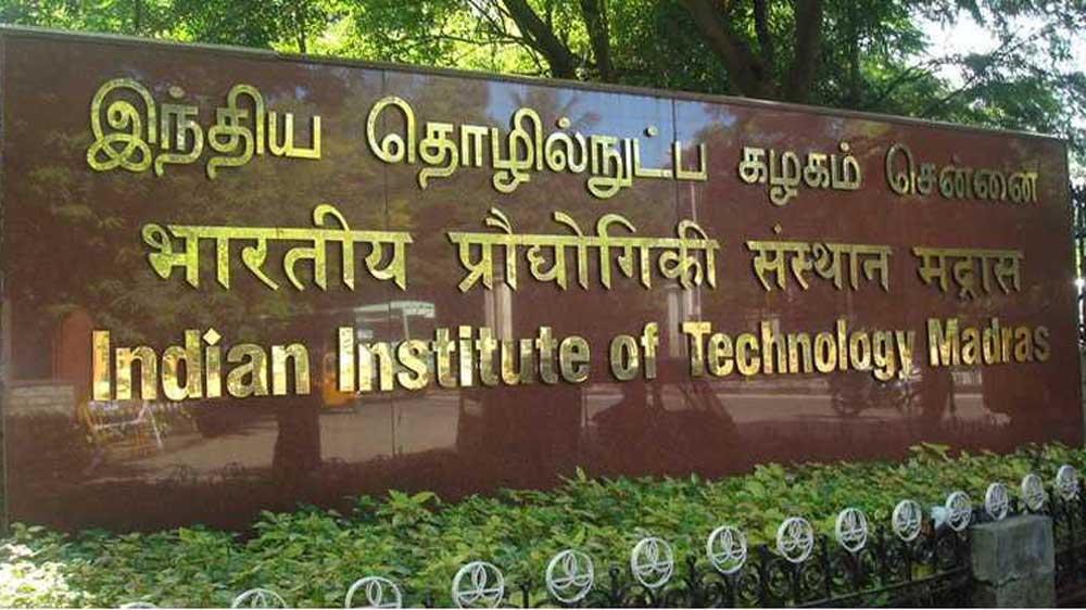 आईआईटी मद्रास, ओएनजीसी ने ऑफशोर प्लेटफार्म के परिचालन के जीवन चक्र को बढ़ाने के लिए डील साइन की