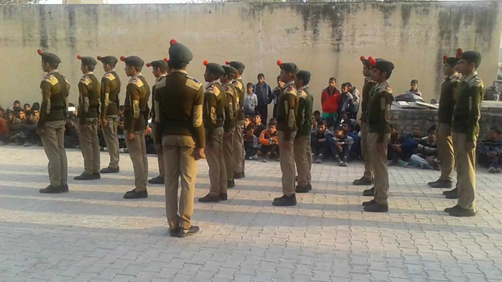 Third Sainik School to be established in Haryana soon