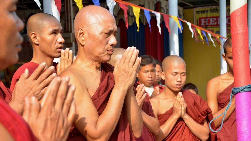 Tripura to establish international Buddhist university