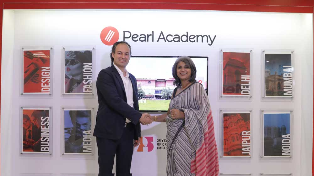 Pearl Academy collaborates with Global University Systems