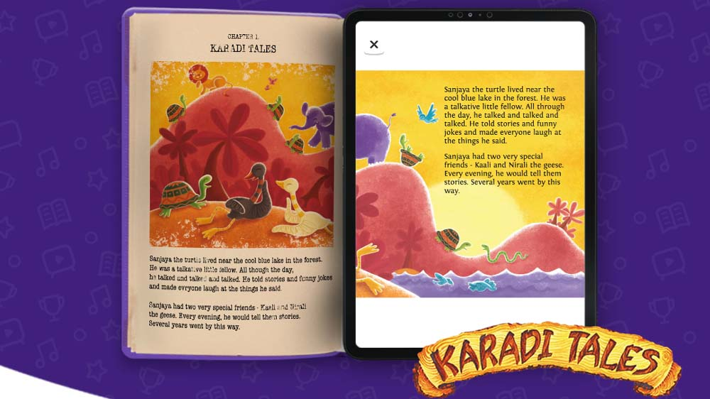 VOOT Kids partners with Karadi Tales to bring to life popular Indian Classics