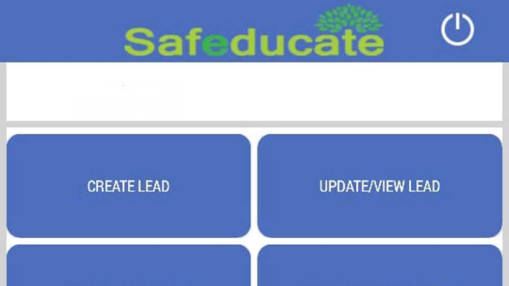 Safeducate brings its official mobile app to efficiently store data regarding mobilization activities in real-time