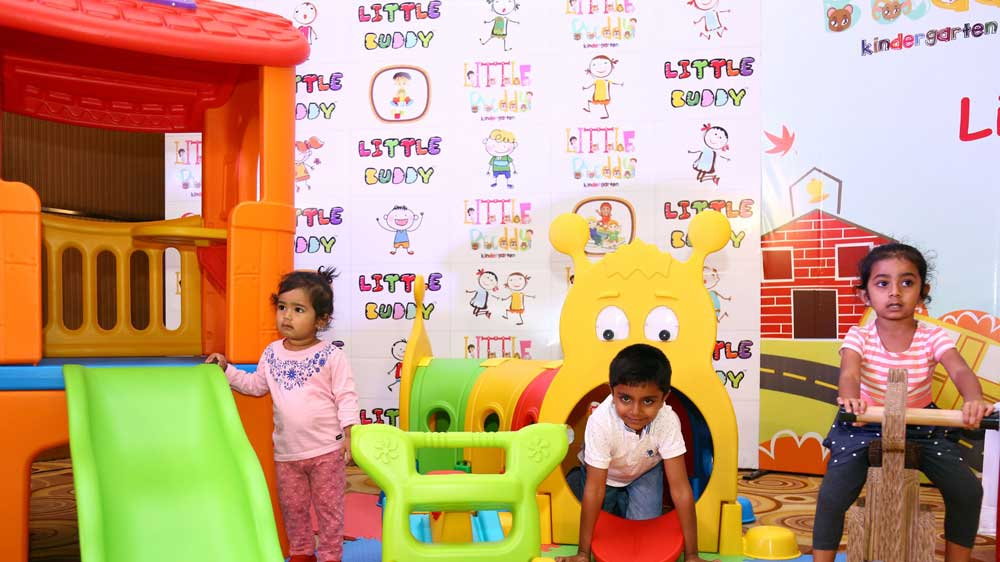 Little Buddy Kindergarten unveils its franchisee model in Delhi