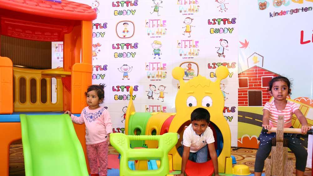 Little Buddy Kindergarten unveils its franchisee model in Delhi