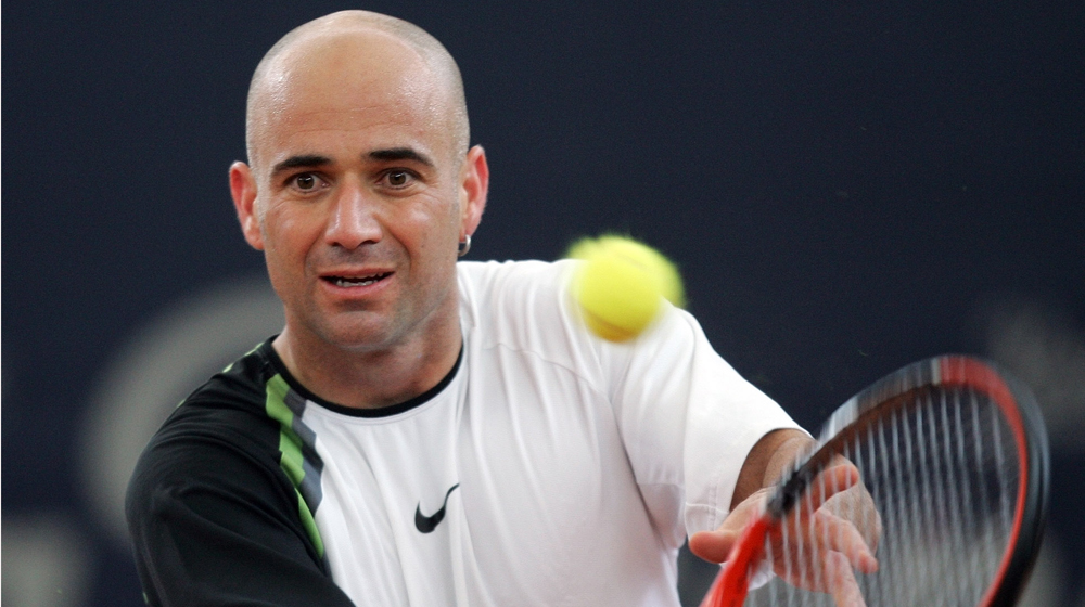 ​Ace Tennis player Agassi aims to open 100 schools by 2020