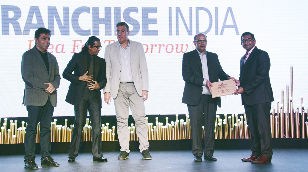 EuroKids Co-founder and CEO bags 'Entrepreneur of the Year' Award