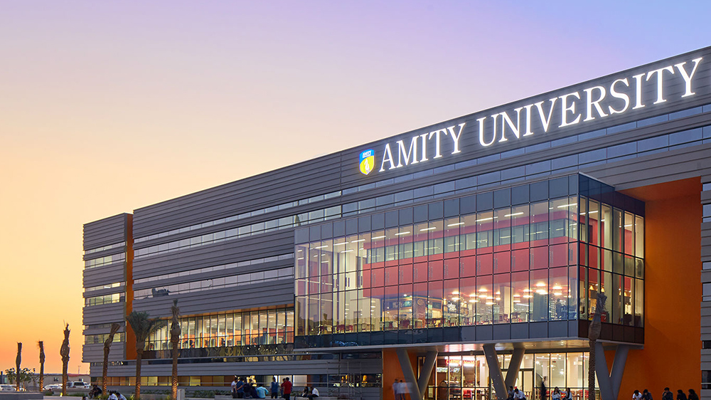 Amity university And Devyani international LTD has Signed MoU