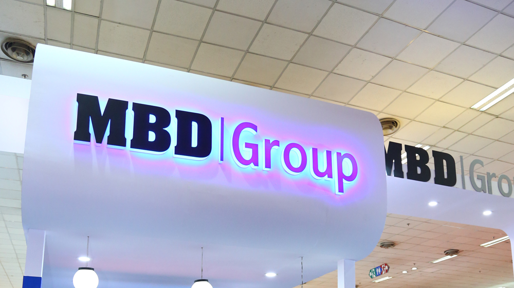 After AR, ​MBD Group is set to unveil VR content and device at International Book Fair next year