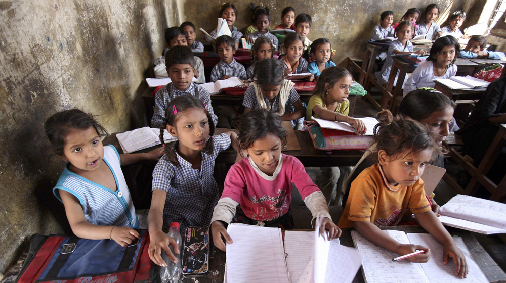 Do your part in India's effort to educate every child