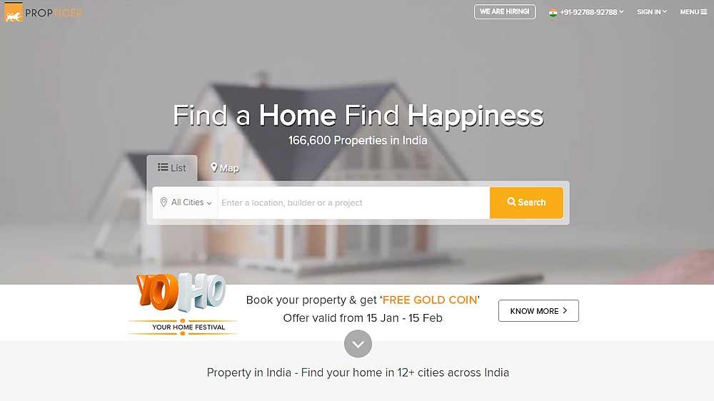 News Corp increases 30% stake in digital real estate platform PropTiger.com