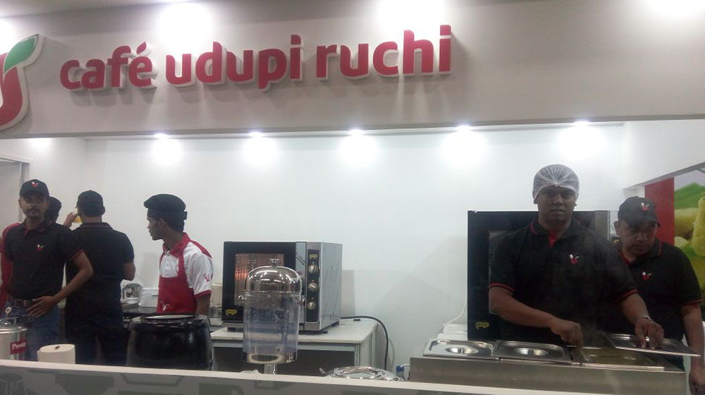 Café Udupi Ruchi looks out for expansion