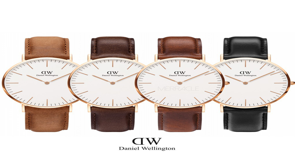 "Swedish Watch brand ""Daniel Wellington"" forays into India"