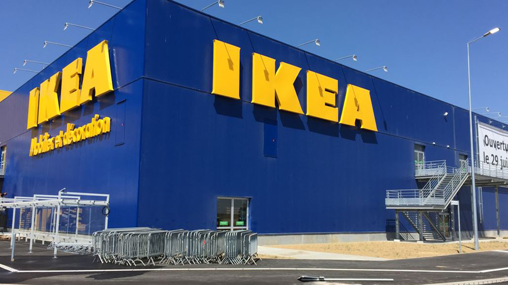 IKEA's to launch its first India store by mid-2018