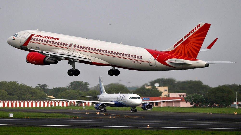 Govt extends deadline for initial bids In Air India deal