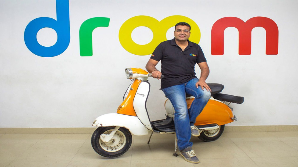 Automobiles portal Droom secures $30 mn funding from Toyota, EI