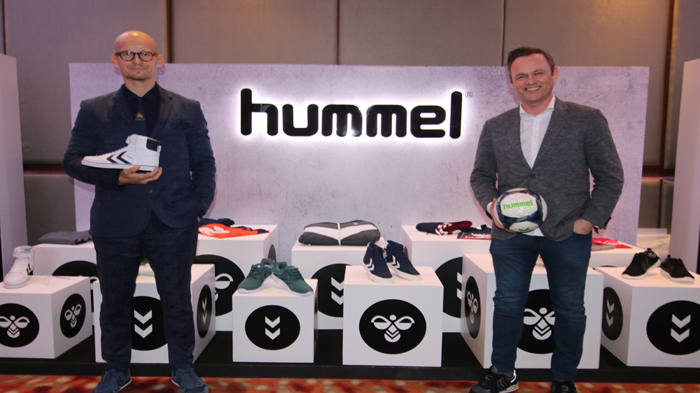 Danish footwear brand hummel scouts for Strong Customer base in India