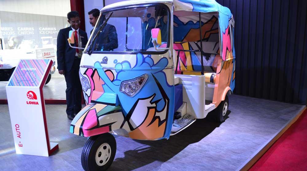 Home-grown Automobile Manufacturer Lohia Auto Industries Has Announced Its Export Plans