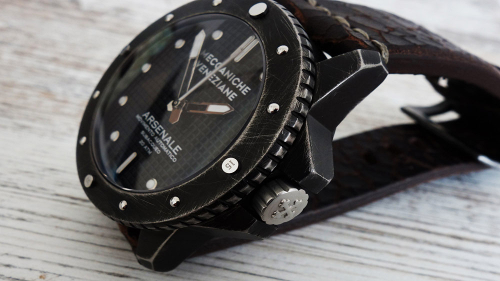 Italian luxury watch brand Meccaniche Veneziane forays into Indian market