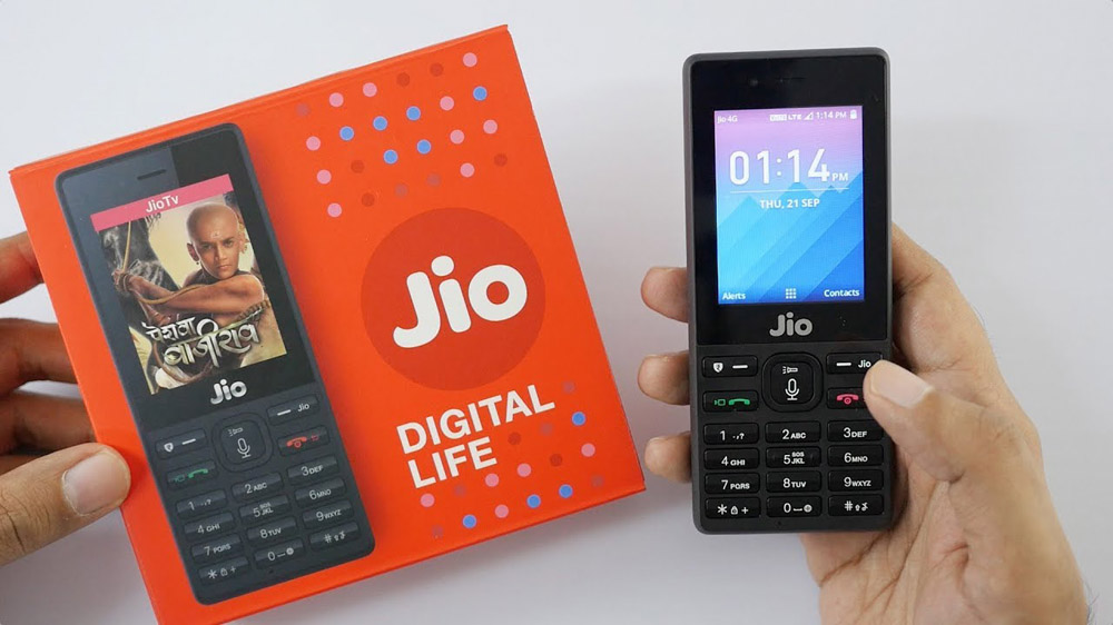 JioPhone's operating system provider KaiOS bags $22 mn funding from Google