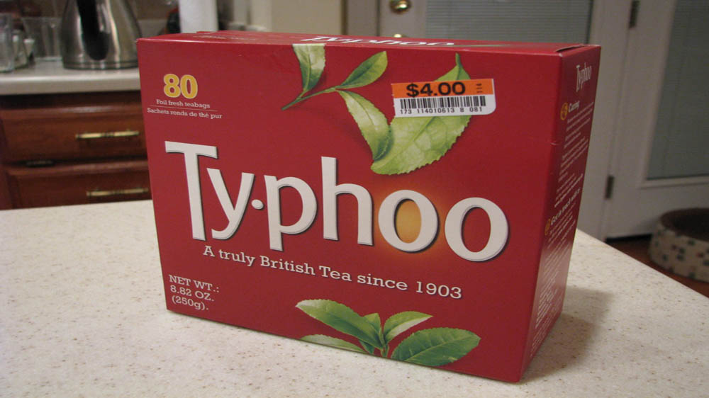UK's tea brand Typhoo eyes bigger share in India