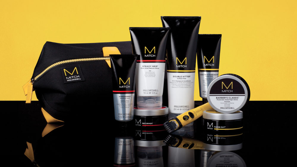 Paul Mitchell launches man's grooming brand Mitch in India