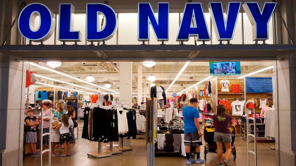 Old Navy launches 'Buy Online. Pickup In-Store' across its U.S. fleet
