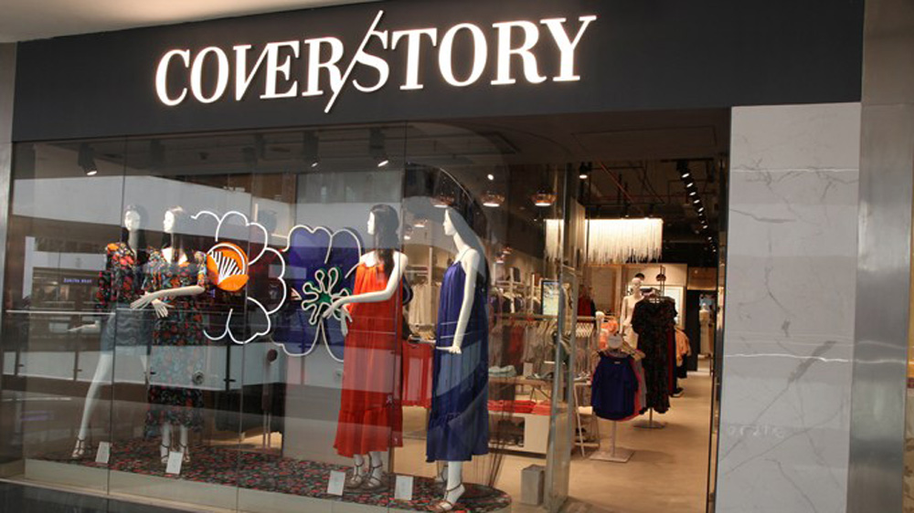 Cover Story to expand with 2nd flagship store at Mall of India